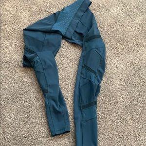 Lululemon teal pants